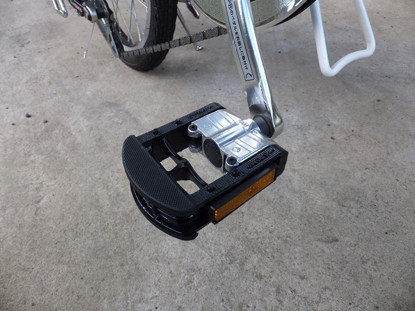 自転車の 自転車 ペダル メーカー 比較 : wellgo FP7 アルミ折り畳みペダル ...